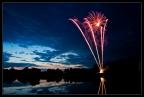 Feuerwerk am Nackar -- Feuerwerk
