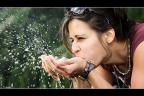 Andi und die Wassertropfen -- SONY DSC