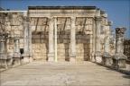 Tempel Kapernaum, Israel
