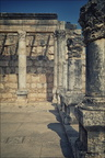 Kapernaum-Tempel-Saeule