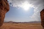 Timna-Park-Ausblick-2 -- Israel und Jordanien