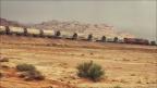 Wadi-Rum-Zug -- Israel und Jordanien
