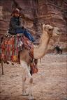Petra-Kamel-Reiter -- Israel und Jordanien