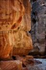 Petra-Schlucht-5 -- Israel und Jordanien