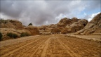 Petra-Weg -- Israel und Jordanien