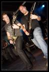 guitars -- Rocktoberfescht - THE PAST ALIVE