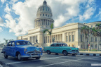 Alte Autos und das Kapitol