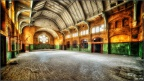 Beelitz Heilstätten - Turnhalle