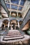 Beelitz Heilstätten - Treppe