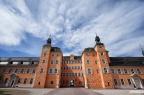 Schloss-Schwetzingen-Vorderansicht