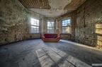 Heilstätte Grabowsee - das Sofa