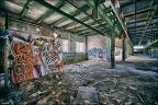 verlassene Maschinenfabrik Leipzig