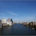 over east river