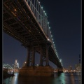 Manhatten Bridge unten