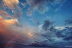 Regenbogen-rund --