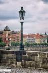 Prag-Karlsbruecke-Lampe