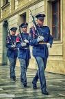 Prager-Burg-drei-Wachen