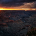 grand-canyon-sunset-red-thunderstorm