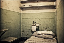 ALCATRAZ comfortable bed