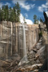 Vernal Fall flow