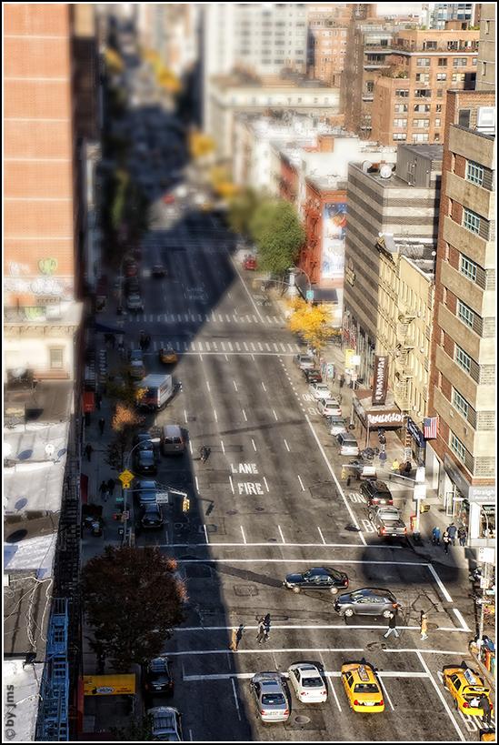1st Avenue Manhattan - miniatur