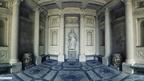 Minerva Tempel im Schlossgarten Schwetzingen